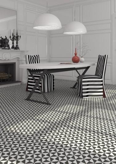 040050b5018288 Płytki biało - czarne Vives Terrades Grafito 20x20 dms - Biblioteka ...