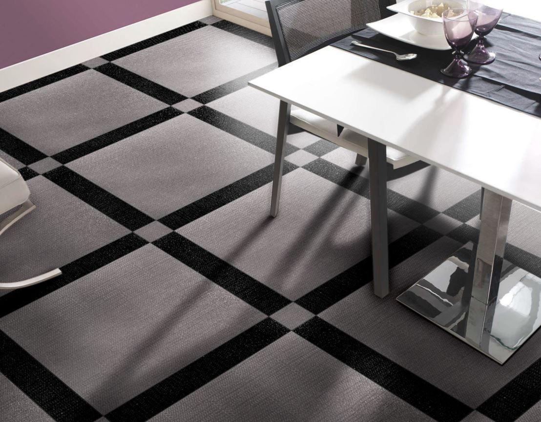 9cfceb13ef98ec Płytki podłogowe czarne Absolut Keramika Groenladia Black 9,8x60