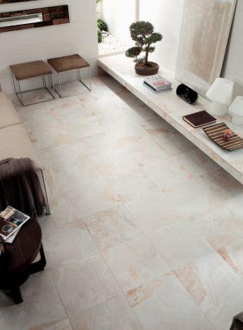 Płytki podłogowe imitujące naturalny kamień Porcelanosa Tibet Caliza  43 25eeb266e3