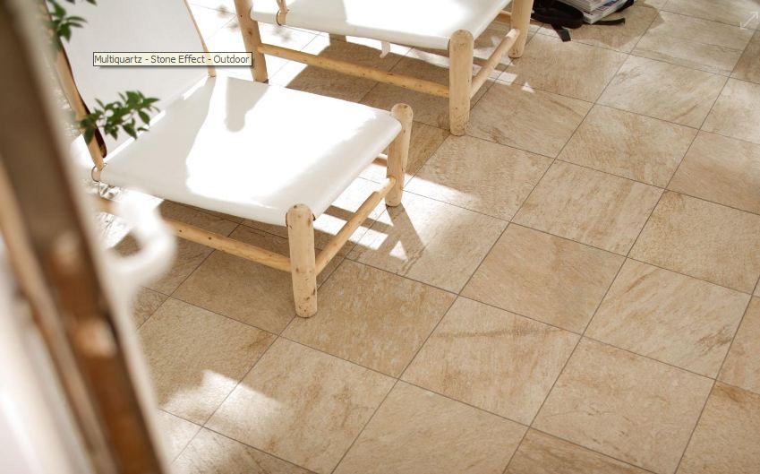 Płytki Tarasowe Marazzi Multiquartz Beige K0h4 60x60