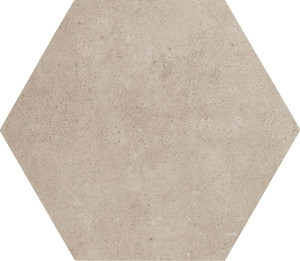Gres jak beton heksagonalny beż Marazzi Clays Hexagon Shell MM5S 21X18,2