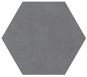 Gres hexagonalny  Ornamenta Basics BA40G  Grey Ø 40