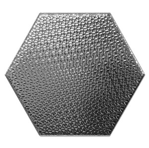 Płytki hexagonalne Decus Dec Hexagono Plata 17x15